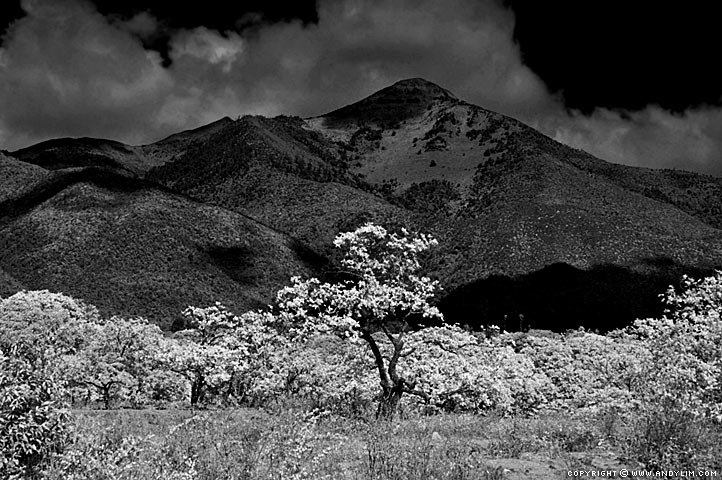 Dali to Lijiang Monochrome Composition in Landscape Photography