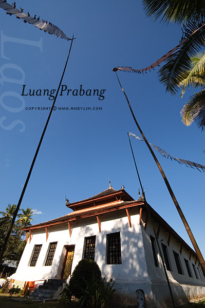 laos prabang visoun2 Wide Angle Photography