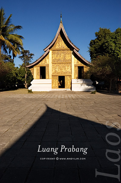 laos prabang watxiengthong2 Composition in Landscape Photography